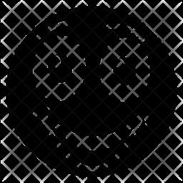 Joyful Emotag Emoji Icon