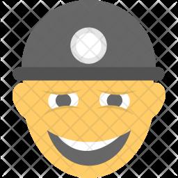 Joyful Expression Icon