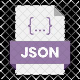 Json File Icon