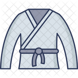 Karate Suit Icon
