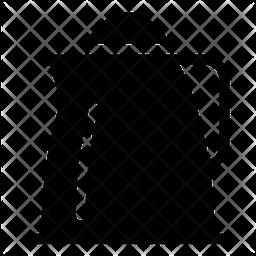 Jug Glyph Icon
