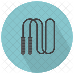 Jump Rope Icon