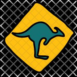 Kangaroos Icon