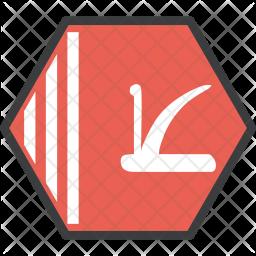 Kashmir Flag Icon