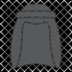 Keffiyeh Icon