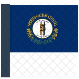 Kentucky Flag Icon