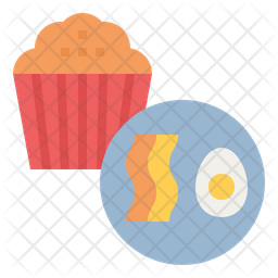 Ketogenic Snack Icon
