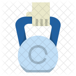Kettle-bell Icon