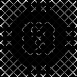 Key Encryption Icon