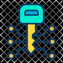 Key link Icon