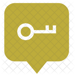 Key place Icon