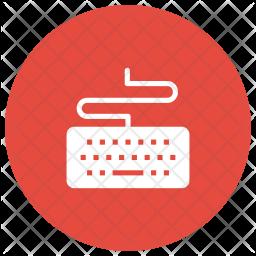 Keyboard Glyph Icon
