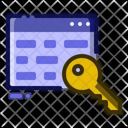 Keyword Stuffing Icon