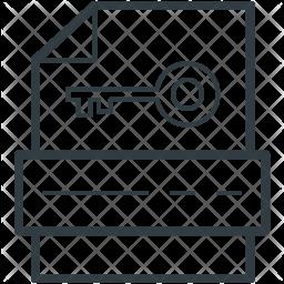 Keywording Icon