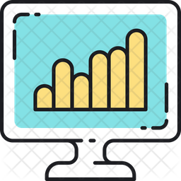 Keywords rankings Icon