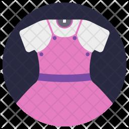 Kids Garment Icon