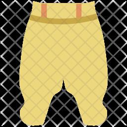 Kids trouser Icon