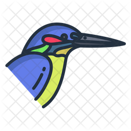 King Fisher Icon