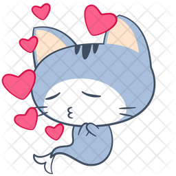 Kiss Emoji Icon