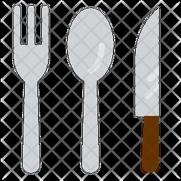 Kitchen Utensils Icon
