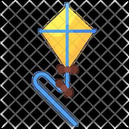 Kiting Icon
