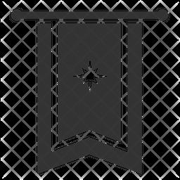 Knight Flag Icon