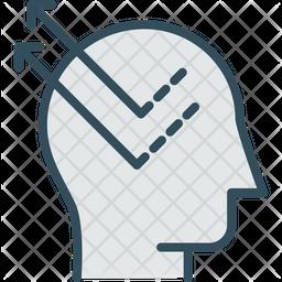 Knowledge Extraction Icon