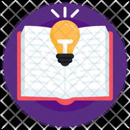 Knowledge Idea Flat Icon