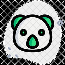 Koala Emoji Icon