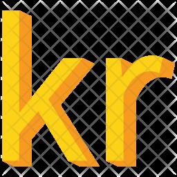 Krona Icon