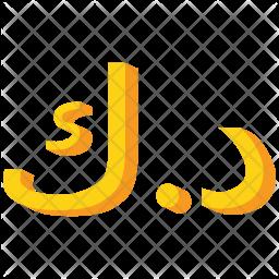 Kuwait Flat Icon
