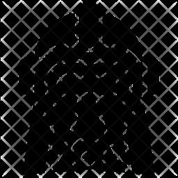 Kylo Ren Glyph Icon