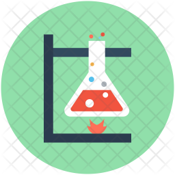 Lab Flat Icon
