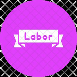 Label Glyph Icon