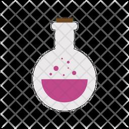 Laboratory Flask Icon