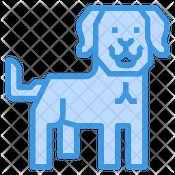 Labrador Dog Icon