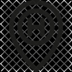 Lacation Icon