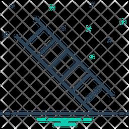 Ladder Line Icon