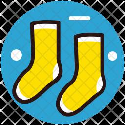 Ladies Socks Icon
