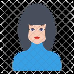 Lady Icon