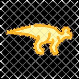 Lambeosaurus Icon