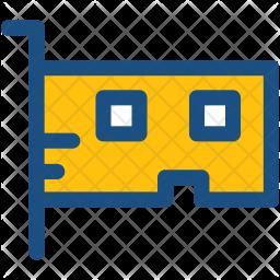LAN Card Icon