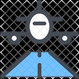 Landing Strip Icon