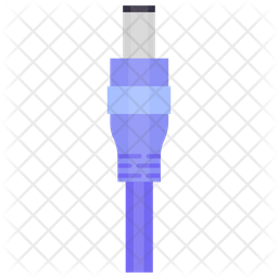 Laptop Cable Icon