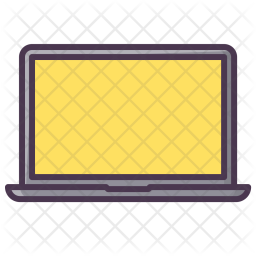 Laptop, Computer, Device, Screen, Technology, Display Icon png