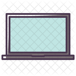 Laptop, Computer, Device, Screen, Technology, Macbook, Display Icon