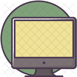 Laptop, Computer, Device, Screen, Technology, Macbook, Display, Monitor Icon