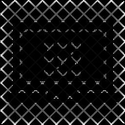 Laptop Pattern Icon