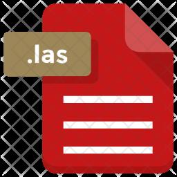 Las file Icon