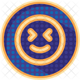 Laugh Emoji Icon